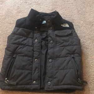 Like new north face vest